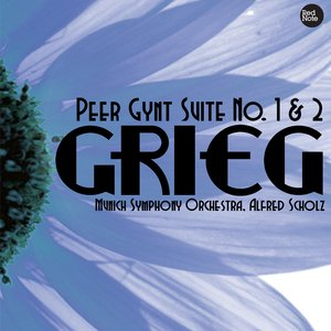 Image for 'Grieg: Peer Gynt Suite No. 1 & 2'