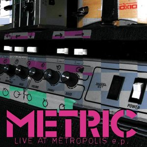 Imagem de 'Live at Metropolis'