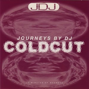 Image for 'Journeys by DJ: Coldcut: 70 Minutes of Madness'