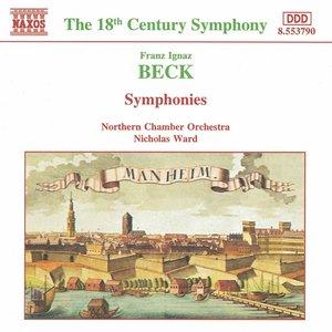 Image for 'Beck & Gossec: Symphonies'