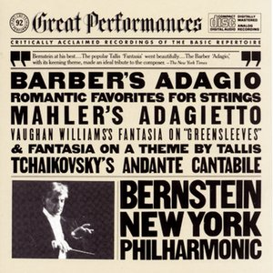 Image for 'Barber's Adagio and other Romantic Favorites for Strings'