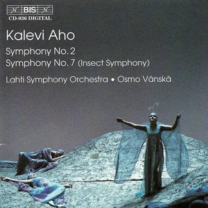 Image for 'Aho: Symphonies Nos. 2 and 7'