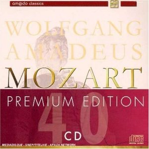Image for 'Mozart Premium Edition'