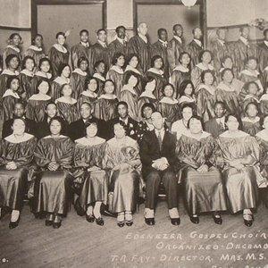 Image for 'Choir of Pilgrim Baptist Church'