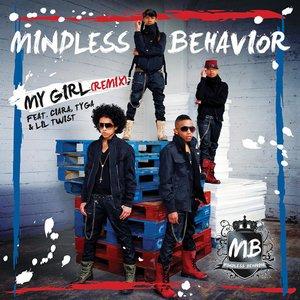 Image for 'My Girl (Remix) [feat. Ciara, Tyga & Lil Twist] - Single'