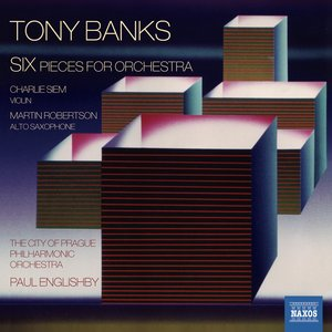 Image for 'Banks: SIX Pieces for Orchestra'