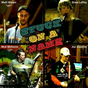 Image for 'Stuck on a Name LIVE at Cafe Mojo'