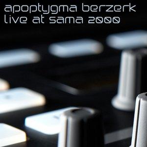 Image for 'Live at SAMA 2000'