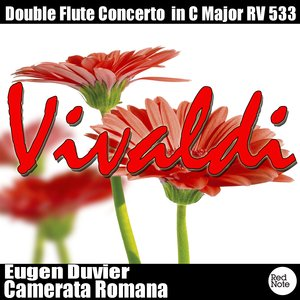 Image for 'Vivaldi: Double Flute Concerto in C Major RV 533'