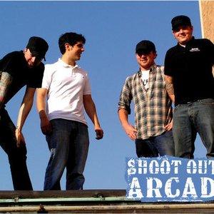 Immagine per 'Shootout At The Arcade'