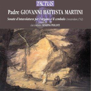 Image for 'Martini: Sonate d'intavolatura per l'organo & il cembalo - Sonate IX-XII'