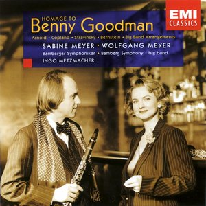 Image for 'Homage to Benny Goodman'