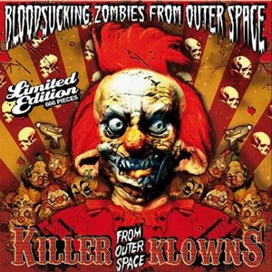 Immagine per 'Killer Klowns From Outer Space'
