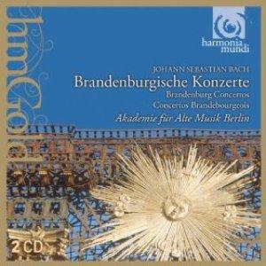 Image for 'Bach: Brandenburgische Konzerte'
