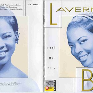Image pour 'Soul On Fire: Thes Best Of LaVerne Baker'