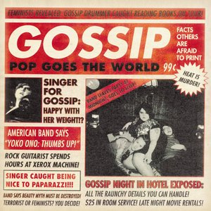 Image for 'Pop Goes The World'
