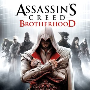Bild für 'Assassin's Creed Brotherhood (Original Game Soundtrack)'