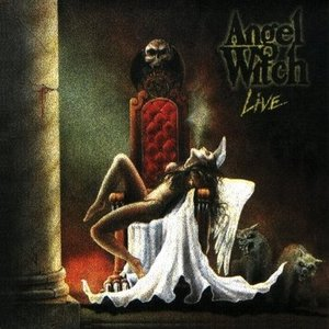 Imagen de 'Angel Witch Live'