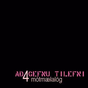 Image for 'Að gefnu tilefni'