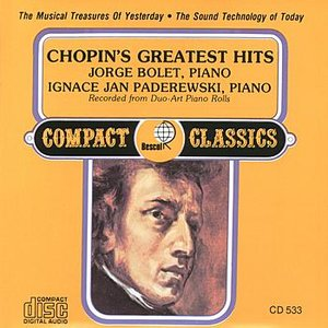 Image for 'Chopin's Greatest Hits'