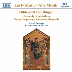 Bild för 'HILDEGARD VON BINGEN: Heavenly Revelations'