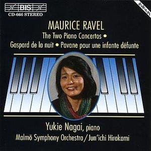 Imagem de 'RAVEL: Two Piano Concertos / Gaspard de la nuit'