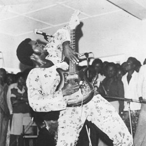 Image for 'Sir Victor Uwaifo'