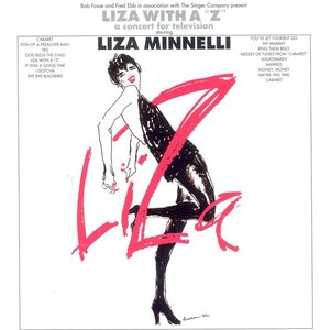 """Image pour 'Liza with a """"Z"""": A Concert for Television'"""