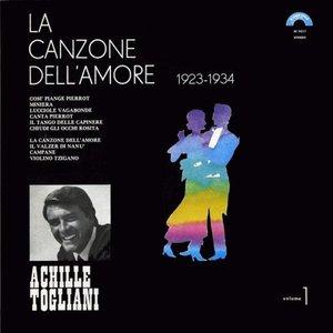 Image for 'La canzone dell'amore, vol.1 (1923-1934)'