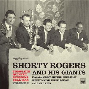 Image pour 'Shorty Rogers and His Giants'