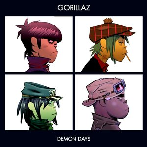 Image for 'Demon Days and Greatest Hits'
