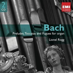 Image for 'Bach: Organ Works Vol.1'