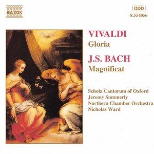 Image for 'Magnificat in D Major, BWV 243'