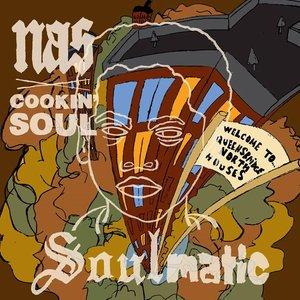 Imagem de 'Nas x Cookin Soul'