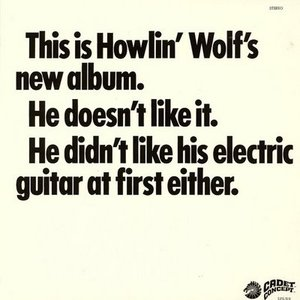Image for 'The Howlin' Wolf Album'