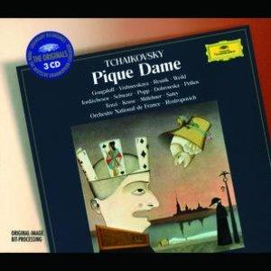 Image for 'Tchaikovsky: Pique Dame'