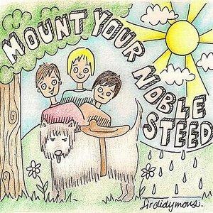 Bild für 'Mount Your Noble Steed'
