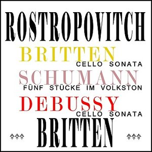 Image for 'Rostropovitch'