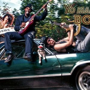 Image for 'Yo Mama's Big Fat Booty Band'
