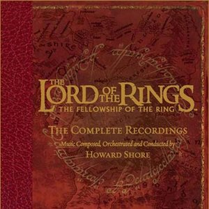 Bild för 'The Lord of the Rings: The Fellowship of the Ring - The Complete Recordings (disc 1)'