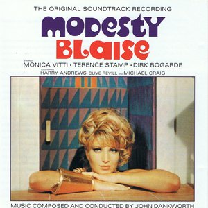 Image for 'Modesty Blaise'