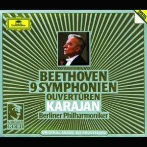 Image for 'Beethoven: 9 Symphonies; Overtures'