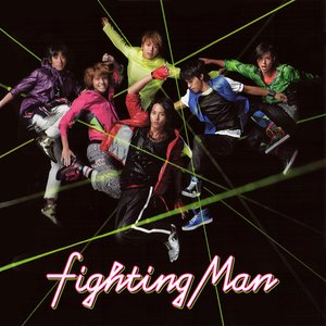 Immagine per 'Fighting Man'