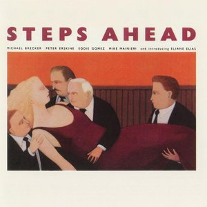 Image for 'Steps Ahead'