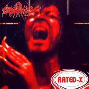 Image for 'Rated-X'