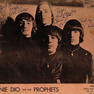 Image for 'Ronnie Dio and the Prophets'