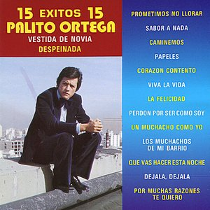 Immagine per '15 Exitos De Palito Ortega'