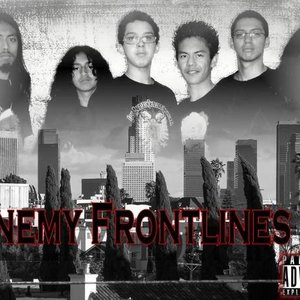 Image for 'Enemy Frontlines'