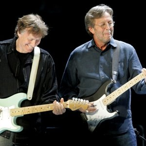 Image for 'Eric Clapton & Steve Winwood'