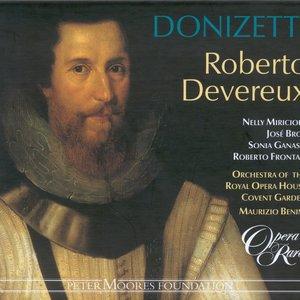 Image for 'Donizetti, G.: Roberto Devereux [Opera]'